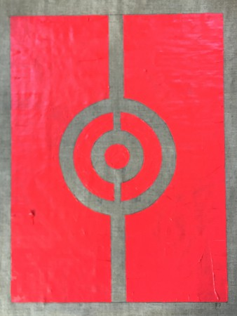 281 Breaths. May 15 2020. 11.30-14. 90x70 cm. Core Consciousness. Oil on linnen. Copenhagen.