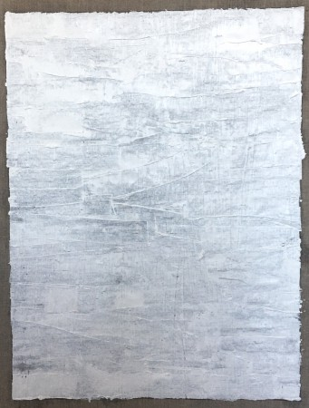 141 Breaths. Oil on linnen. 10-10 2019 14.11-14.44 86 x 66 cm. NY