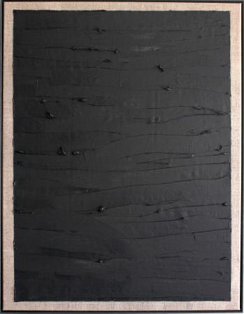 112 Breaths. Oil on linnen. 88 x 68 cm. 2 May 2020. 16.00-16.42. Vast Space. Copenhagen