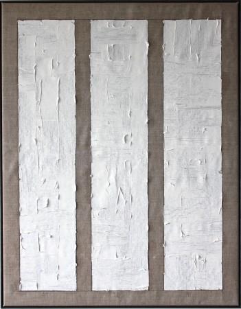 121 Breaths. Oil on linnen. 5-3 2020 10-10.57. 92 x 72 cm. (Vertical awareness) Cph