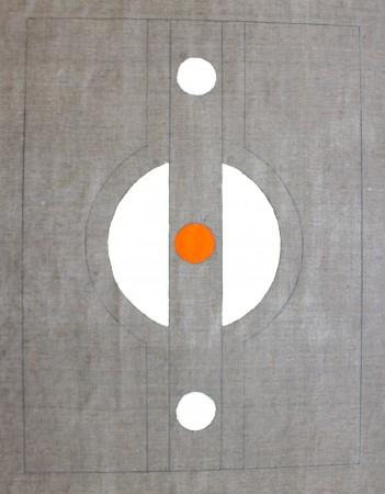 125 Breaths. Breaths. Oil on linnen. 7-4 2020 20-21.01 90 x 70 cm. (Organism Object Memory) Cph