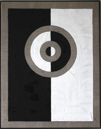 429 Breaths. 18 May. 10.02- 12.17. Oil on canvas. 92 x 72 cm. Copenhagen.